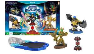Skylanders Imaginators Senseis for £9.99 and Crystals for £4.99 @ Toys r us