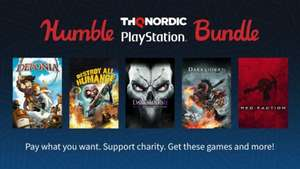 Humble THQ Nordic Bundle PS4 and PS3 Titles PWYW @ Humble