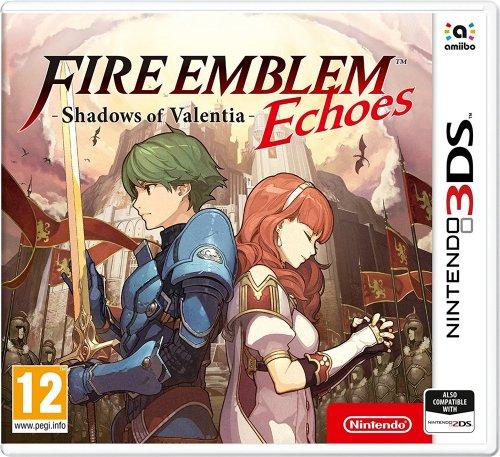 Fire Emblem Echoes: Shadows of Valentia (Nintendo 3DS) £29.99 New (pre-order) delivered @ Grainger Games