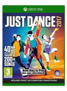 Just Dance 2017 Xbox One & PS4 £17 Delivered For Prime Members @ Amazon