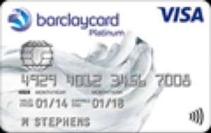 Barclaycard Platinum Travel Credit Card - no fees abroad, plus NO interest on cash withdrawals for 56 days