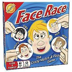 Face race children's game was £13 now £4.33 @ tesco direct free c&c