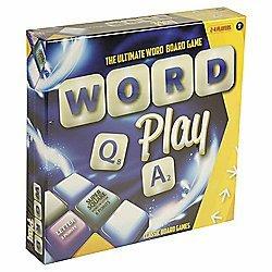 Word Play board game £3.60 @ tesco direct free c&c