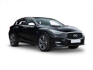 Infiniti Q30 1.5d SE 5dr [Business Pack with Sat Nav] 2 Year Lease 8k Miles: £4786 motordepot