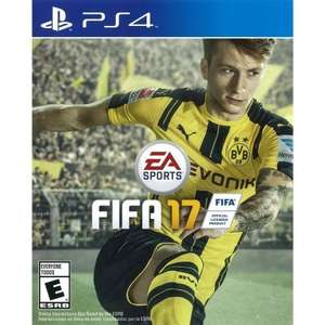 FIFA 17 PS4 - PS Store - £19.99