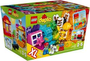 LEGO Duplo Creative Building Basket 10820 less than Half Price £19.99 at Toys R Us