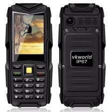 Vkworld Stone V3 5200mAh IP67 Waterproof Dual SIM Cards Mobile Phone £27.78 - Banggood