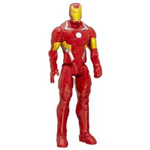 Marvel Avengers Titan Hero Series Iron Man 30cm Figure - £4.99 instore @ B&M
