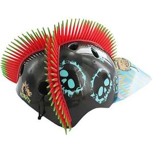 Selection of Spike Helmets now only £5.00 + Free C&C at The Works