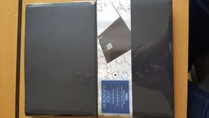 A4 Business Folio - £5.10 (from £12) !! - with 160 page pad, calculator and pen! - Tesco Extra