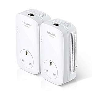 TP-Link TL-PA8010PKIT 1200Mbps Pass-Through Powerline Kit £49.99 @ Maplin