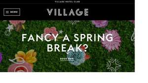 Village Hotels - 2 night Spring Break with dinner 1st night from £130