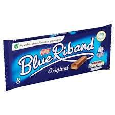Blue Riband 8 pack for 84p in Tesco