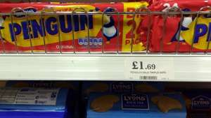 Penguin 24 Pack £1.69 @ Home Bargains