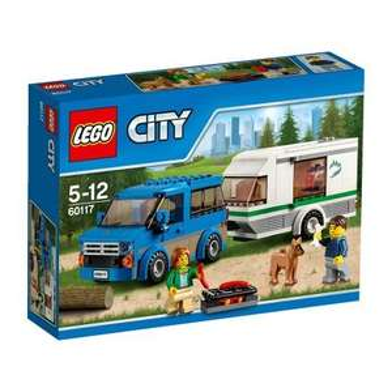 Lego City Firetruck/Caravan £11 @ Asda