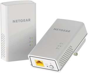 NETGEAR PL1000 Powerline/Homeplug with Gigabit ethernet port at Amazon £19.97 prime / £24.72 Non Prime