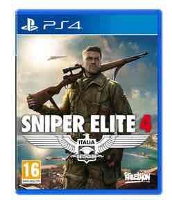 Sniper Elite 4 (PS4/XB1) £29.99 @ GAME