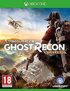 Ghost Recon Wildlands (XBox) £32.99 delivered Amazon -  Prime Exclusvie