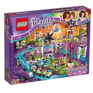 LEGO Friends Amusement Park Roller Coaster 41130 £54.99 Smyths