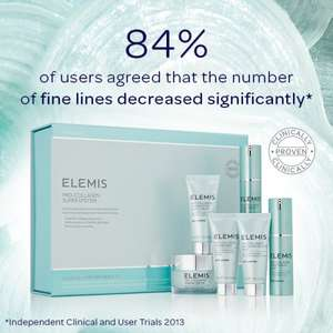 Elemis Pro-Collagen Super System £59.95 (Worth £208.00) allbeauty