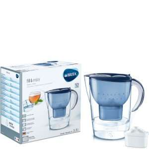 BRITA Marella XL 3.5 Litre Water Filter Jug (Blue) was £16 now £10.50 @  Tesco Direct (C&C) / Amazon Prime