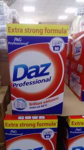 DAZ 90 wash for £7.99 at Latifs in Digbeth Birmingham