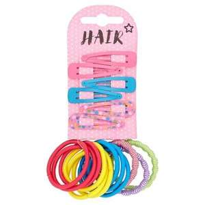 (EDIT 12/04/2016 BACK IN STOCK ONLINE)All Kids Hair Accessories reduced to 49p / 69p /£1.49 online & Instore @ Superdrug