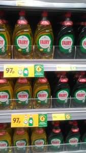 Fairy washing up 97p 780 ml only store morrisons