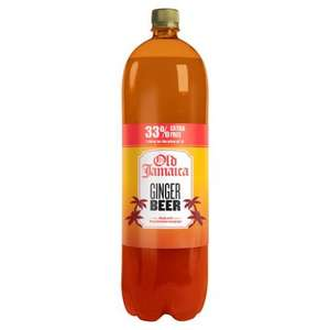 Old Jamaica Ginger Beer 2L bottle 69p in home bargains