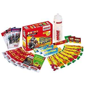 High 5 Race Pack - Road Cycle, MTB, Triathlon - Race Faster Pack, £6.99 for prime / £11.74 non prime @ Amazon