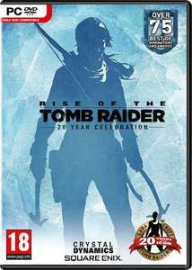 Rise of the Tomb Raider: 20 Year Celebration with Artbook for PC £19.85 @ Shopto