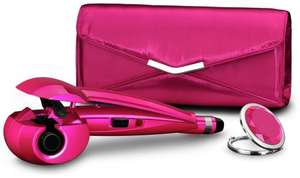 Babyliss Curl Secret Simplicity styler plus gift set inc bag & compact mirror now £49.99 and Katy Perry Mad potion gift set now £5.99 delivered @ eBay Argos clearance