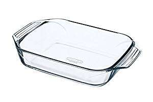 Pyrex 35 x 23 cm Large Rectangular Roaster - £4 @ Amazon (Prime) / £8.75 non-Prime