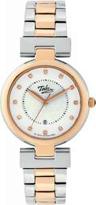 Tabitha Webb quartz two tone bracelet watch £9.99 delivered @ argos eBay  (was £128.99 then £49.99 on main argos site)