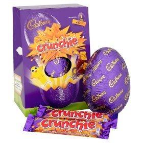 Cadbury Crunchie Large Easter Egg £2.00 instore @ Asda
