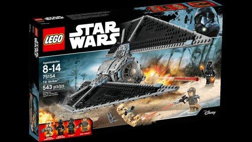 Lego Star Wars Striker 75154  RRP £64.99 - £40 @ Amazon