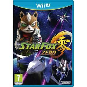 Star Fox Zero Wii U (Brand New) £10 Click and Collect or £12.99 Delivered at Smyths Toys