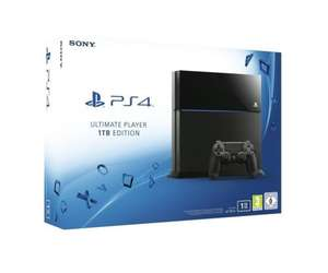 PS4 1TB Ultimate Player Edition (CUH-1200 model) (Used - Very Good) £163.66 @ Amazon Warehouse Deals.