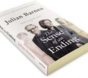 Free book (sense of an ending) in the Sunday Telegraph (£2)