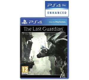 The Last Guardian PS4 £20.99 @ Argos