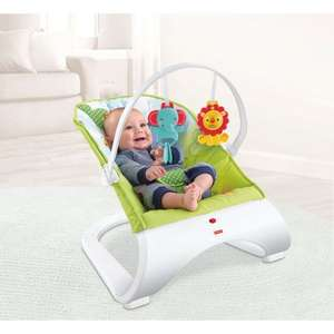 Fisher Price Rainforest Friends Comfort Curve Bouncer £29.99 @ smyths