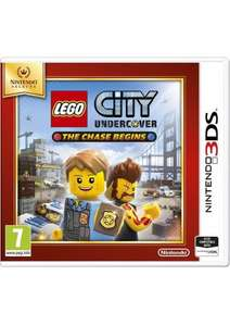 Lego City Undercover (3DS) £10.85 @ Simplygames