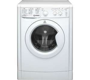 INDESIT IWC81482 ECO Washing Machine - White - £169 delivered @ Currys