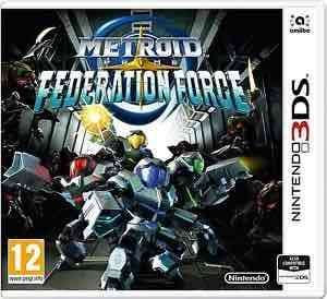 Metroid Prime Federation Force (3DS) £9.85 @ ebay via boss deals