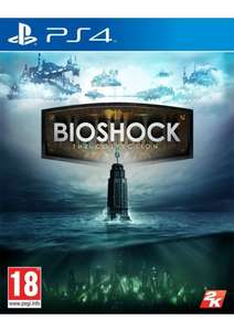[PS4/Xbox One] Bioshock: The Collection - £17.85 / DiRT Rally - £16.85 / Final Fantasy XV Day One - £24.85 / Ghost Recon Wildlands - £31.85 / Gears of War 4 - £14.85 / Mass Effect Andromeda - £34.85 (PS4) - SimplyGames (Easter Sale)
