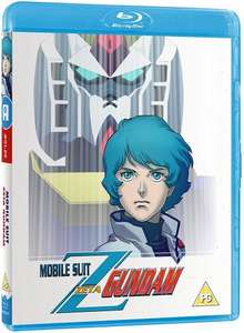Mobile Suit Zeta Gundam - Part 1 [Blu-ray] £34.49 @ Sold by Home Entertainment Online and Fulfilled by Amazon