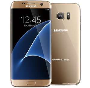 Samsung Galaxy S7 Edge 32GB Like New (Black/Gold/Pink) Unlocked (see details) £297.99 @ O2 Refresh