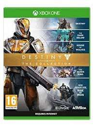 Destiny The Collection Xbox One / PS4 £22.00 @ Tesco Direct