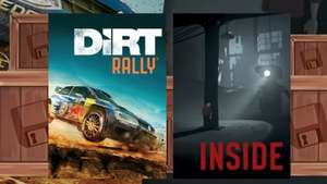 [Steam] DiRT Rally & INSIDE Part Of May's Humble Monthly £9.69 (HumbleBundle)