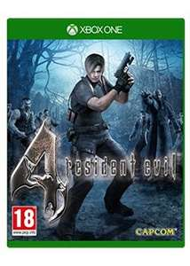 Resident Evil 4 HD Remake (Xbox One) £13.99 delivered @ base